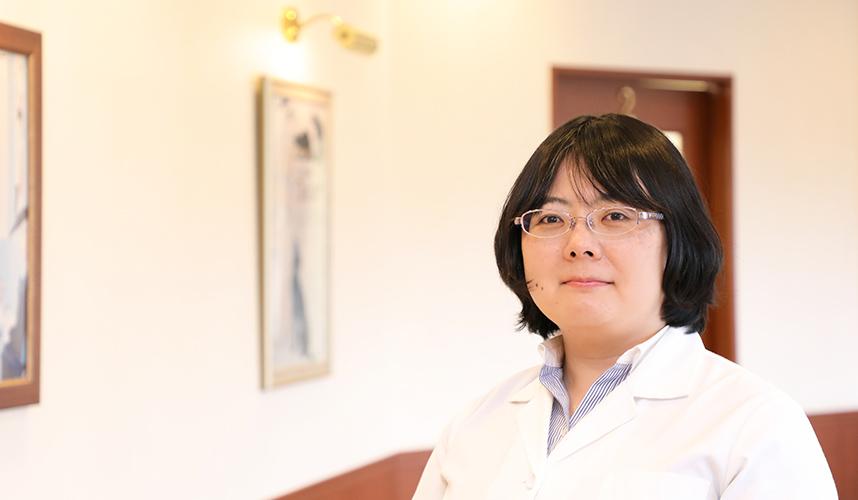 獣医師 澤田 志穂